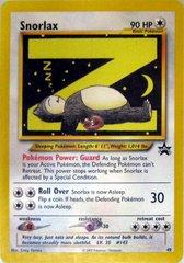 Snorlax - 49 - Pokemon League (August 2002)