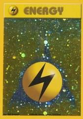 Lightning Energy FOIL Promo - Promotional