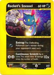 Rocket's Sneasel - Best Promo - Pokemon Promos