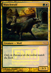 Watchwolf - Foil FNM 2009