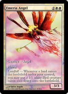 Emeria Angel - Extended Art Foil