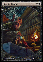 Sign in Blood PROMO - Textless Player Rewards