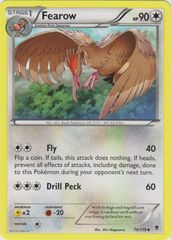 Fearow - 79/119 - Uncommon on Channel Fireball