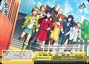 Never More - P4/EN-S01-019 - CC