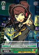 P-1 Grand Prix Exclusive Commentator! Rise - P4/EN-S01-037 - C