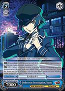 Undercover Investigation Naoto - P4/EN-S01-085 - U