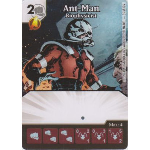 Ant-Man - Biophysicist (Die  & Card Combo)
