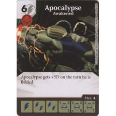 Apocalypse - Awakened (Die  & Card Combo)