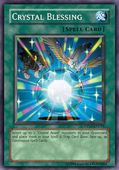 Crystal Blessing - DP07-EN014 - Common - 1st Edition