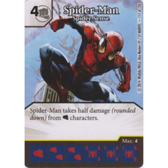 Spider-Man - Spider Sense (Die  & Card Combo)