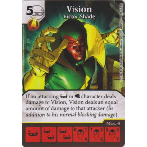Vision - Victor Shade (Die  & Card Combo)