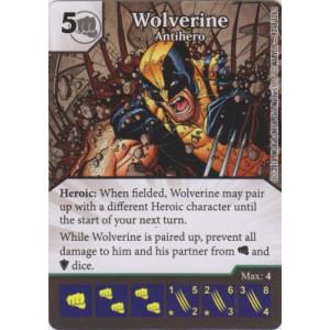 Wolverine - Antihero (Die  & Card Combo)