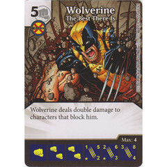 Wolverine - The Best There Is (Die  & Card Combo)