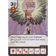 Angel - Inspiring (Card Only)