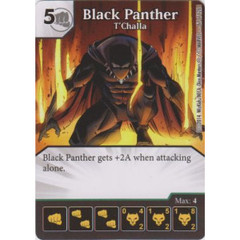 Black Panther - T'Challa (Card Only)