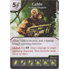 Cable - Techno-Organic (Card Only)