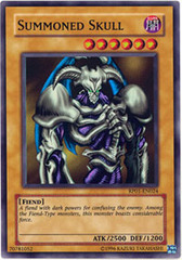 Summoned Skull - RP01-EN024 - Super Rare - Unlimited Edition