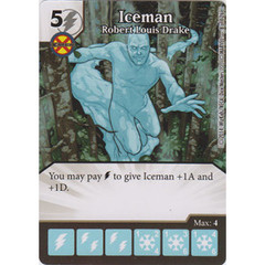 Iceman - Robert Louis Drake (Card Only)