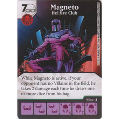 Magneto - Hellfire Club (Card Only)