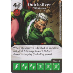 Quicksilver - Villainous (Card Only)
