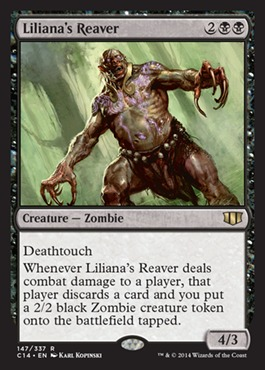 Lilianas Reaver