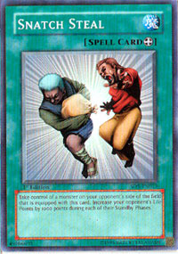 Snatch Steal SD5 - SD5-EN019 - Common - 1st Edition