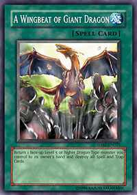 A Wingbeat of Giant Dragon - SDRL-EN025 - Common - 1st Edition