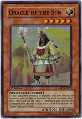 Oracle of the Sun - ABPF-EN019 - Super Rare - 1st Edition