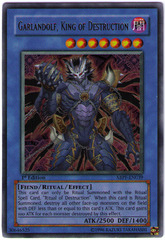 Garlandolf, King of Destruction - ABPF-EN039 - Ultra Rare - 1st Edition