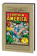 Marvel Masterworks Golden Age Captain America Volume 5