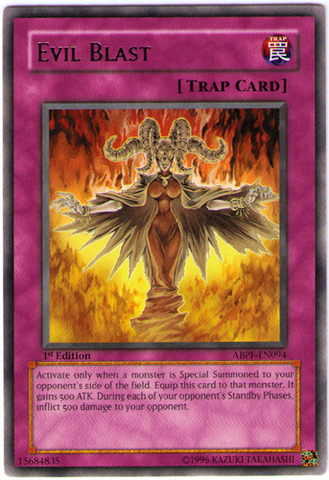 Changing Destiny ABPF-EN063 Common Yu-Gi-Oh Card Mint 1st Edition New