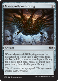 Mycosynth Wellspring