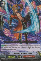 Military Brawler, Lisei - FC02/029EN - RRR on Channel Fireball