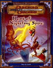 Heart of Nightfang Spire