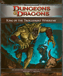 King of the Trollhaunt Warrens