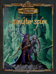 The Sinister Spire