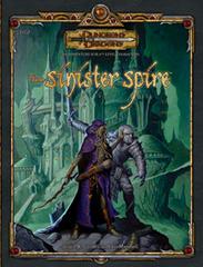 D&D 3.5E - The Sinister Spire 1079774