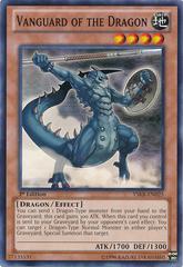 Vanguard of the Dragon - YSKR-EN025 - Common - Unlimited Edition