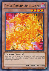 Divine Dragon Apocralyph - YSKR-EN026 - Common - Unlimited Edition