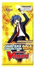 Cardfight!! Vanguard VGE-FC02 Fighters Collection 2014 Booster Pack