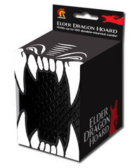 Elder Dragon Hoard Single Deck Box Black