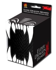 Elder Dragon Hoard Single Deck Box Black