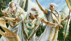 Conflux Skyward Eye Prophets Playmat (MTG)