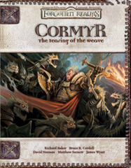 D&D 3.5 - Cormyr The Tearing of the Weave HC