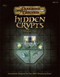 D&D Dungeon Tiles III: Hidden Crypts