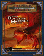 Deluxe Dungeon Master's Screens