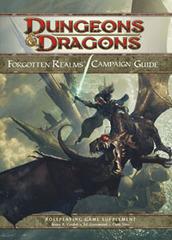 D&D Forgotten Realms Campaign Guide HC (4E)