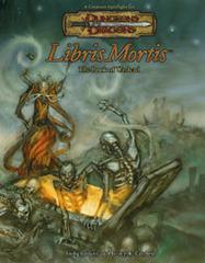 D&D Libris Mortis: The Book of Undead 3.5 HC
