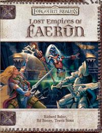 D&D 3.5 - Lost Empires of Faerun 17738 HC