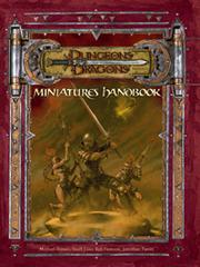 D&D 3.5 Miniatures Handbook